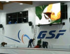 Indoor LED Digital Screen for the announcements, events and advertisement