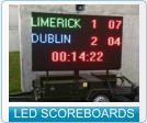 LED SCOREBOARDS