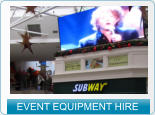 EVENT EQUIPMENT HIRE