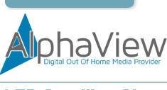 Alpha View Digital Shop-Window Logo